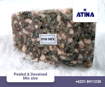 Peeled Deveined Mix size
